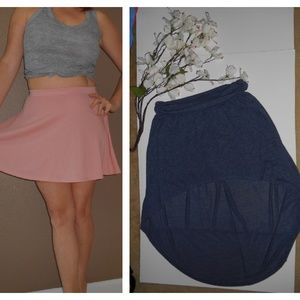 Bundle Cute Summer Skirts Forever 21 & Nolle M